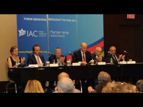 2016 IAC National Conference: Israel as the Nation State of the Jewish People