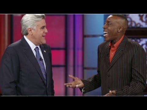 Arsenio: It's tough to see Leno leave