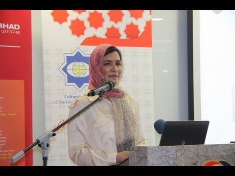 2nd Iranian Elite Talks (IET Malaysia), Arezoo Eshraghi