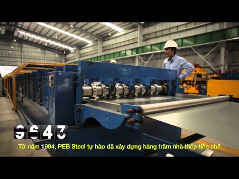 PEB STEEL FACTORIES