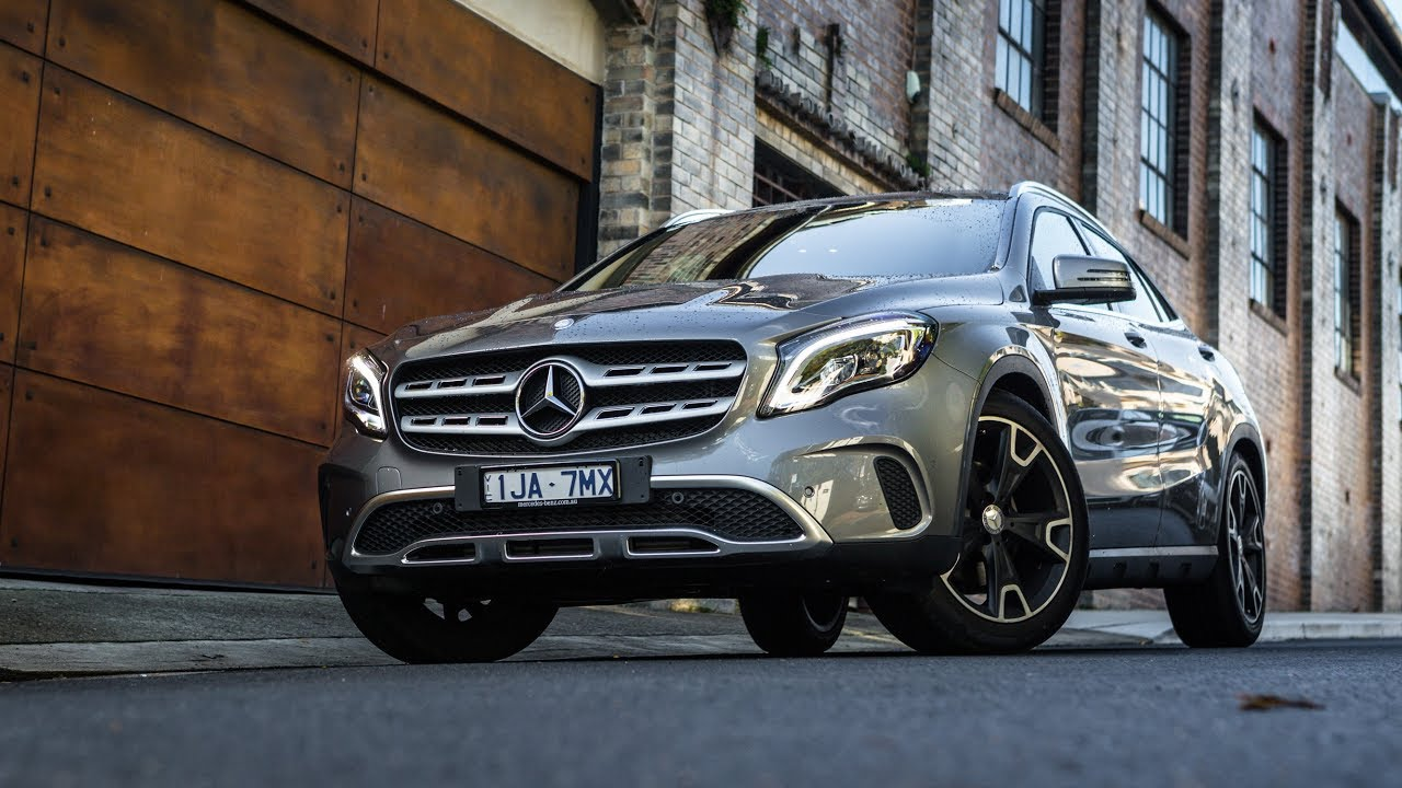 New Mercedes Benz Gla250 4matic 2017