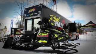 Royal Hall Ski-Doo FXR Racing Team
