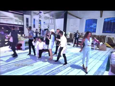 MBC The X Factor - هند زيادي - بستناك - العروض المباشرة