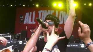 All Time Low - Dear Maria Count Me In live at Rock im Park 2013