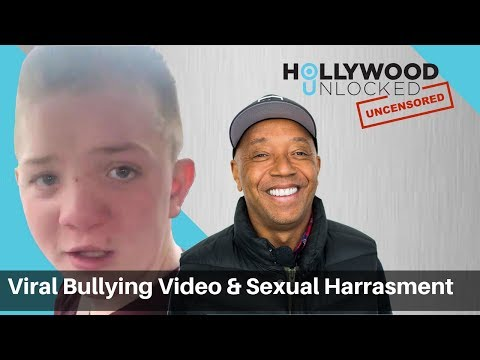 Talking Sexual Harassment Lawsuits & Keaton Jones Bullying Video on Hollywood Unlocked [UNCENSORED]