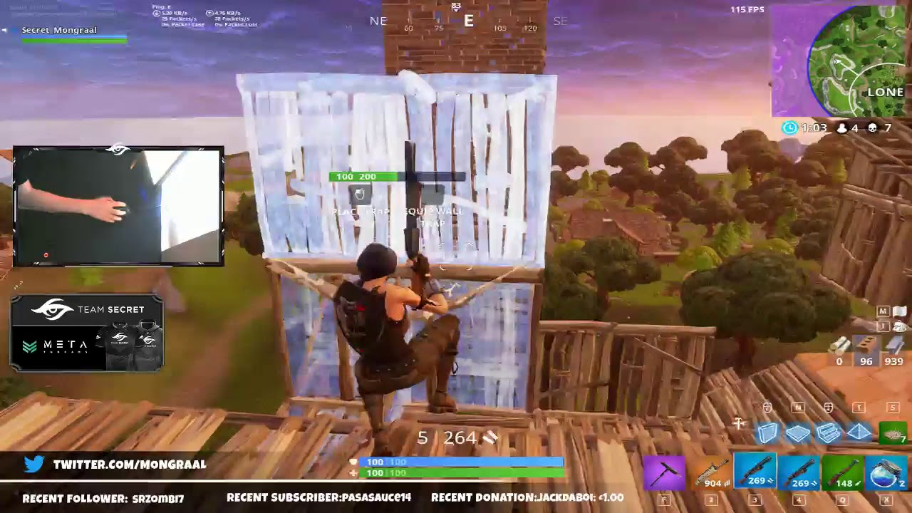 10 best Fortnite streamers and pro players you need to watch