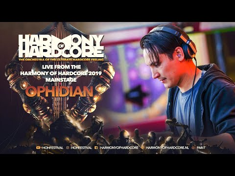 Harmony of Hardcore 2019 - Ophidian LIVE from the mainstage