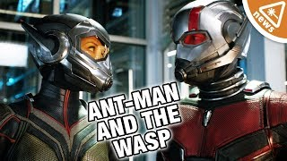 How Ant-Man & The Wasp Fits into Infinity War! (Nerdist News w/ Dan Casey)