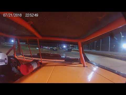 Sharon Speedway Stock Feature 7/21/2018