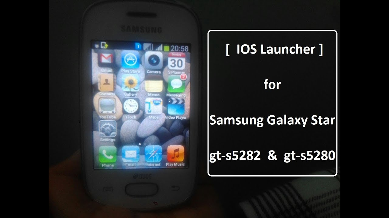 Gaming experience on samsung galaxy star pro gt-s7262 youtube.