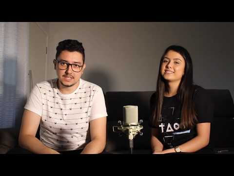 Preto no Branco - ME DEIXE AQUI ft. Priscilla Alcantara (ADORANDOemCASA ft. Nayane Magalhães)