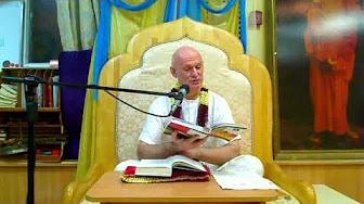 Шримад Бхагаватам 3.24.38 - Вриндаванананда прабху