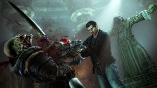 Painkiller Hell & Damnation | Feature Gameplay-Trailer (The Doctor's Cut) [EN] (2012) | HD