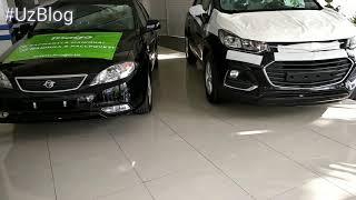 Автосалон Нархи. GM Chevrolet Tracker Malibu Nexia Lacetti Damas Cobalt Narxlari