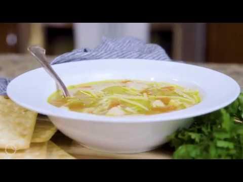 Gluten-Free Homemade Chicken Noodle Soup