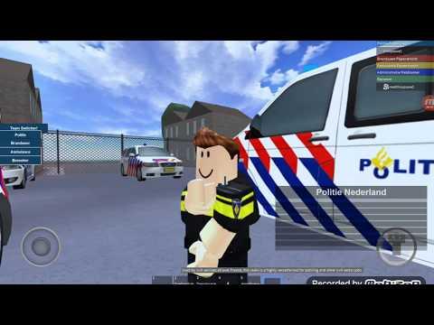 Nederlandse Politie Game #roblox 15