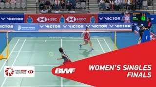 Download Video F | WS | Beiwen ZHANG (USA) [6] vs Nozomi OKUHARA (JPN) [3] | BWF 2018 MP3 3GP MP4