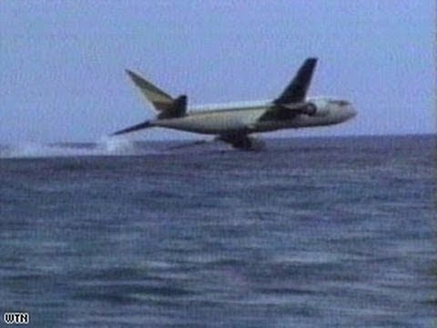 Malaysia Airlines Flight Crash Exclusive Video Footage