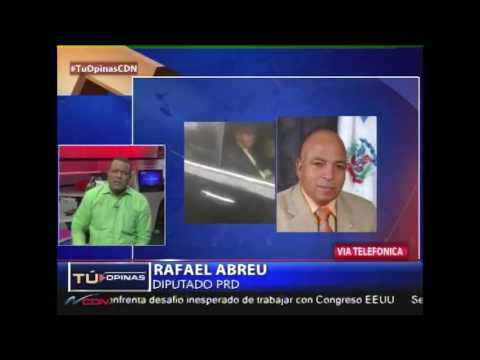 Video del conflicto entre Coronel  y el diputado, y las declaraciones del diputado Rafael Abreu