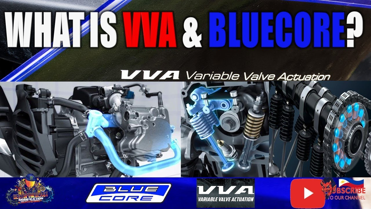 Download UNDESTANDING ABOUT VVA AND BLUECORE
