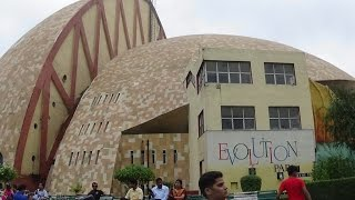 Science City Kolkata - The Largest Science Centre Of India HD Video