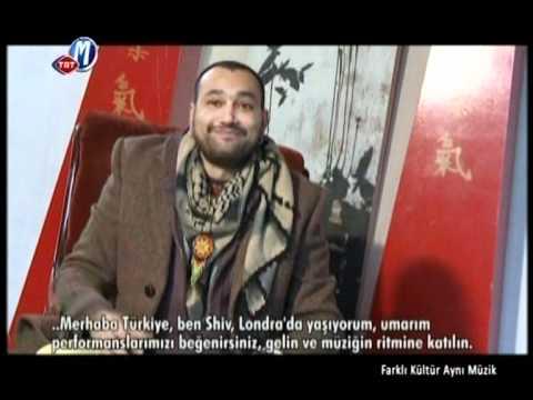TRT Farkli Kultur ayni Muzik with Dila Vardar and Morski -Rade Rade
