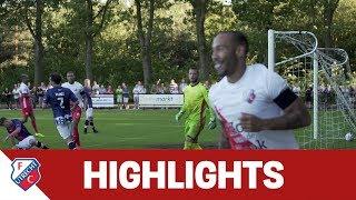 HIGHLIGHTS | Amersfoorts Elftal - FC Utrecht