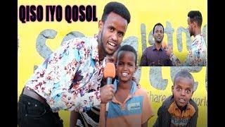 QOSOL Reer Burco Qisooyin Ki Ku Dhacay Marka Yarayeen Ka Warmeen
