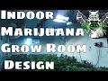 Indoor Marijuana Grow Room Design Documentary | Building an Indoor Weed Garden | Tour of Our Grow