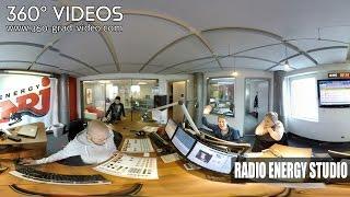 Baixar 360 Grad Video | Radio Energy Studio | Wien, Österreich