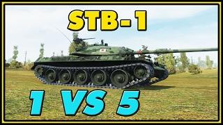 World of Tanks | STB-1 - 8 Kills - 9.4K Damage
