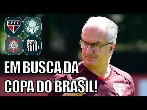 São Paulo Vai Em Busca De Título Inédito Da Copa Do Brasil (31/01/2018) - Boletim Tarde