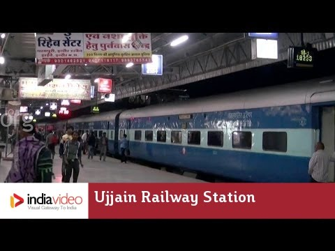 Ujjain Railway Station Madhya Pradesh | India Video