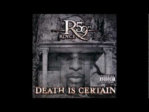 "Royce Da 5'9"" - Death Is Certain (Full Album)"