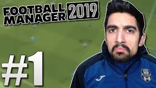 Τα πρώτα παιχνίδια... - Football Manager 2019 #1