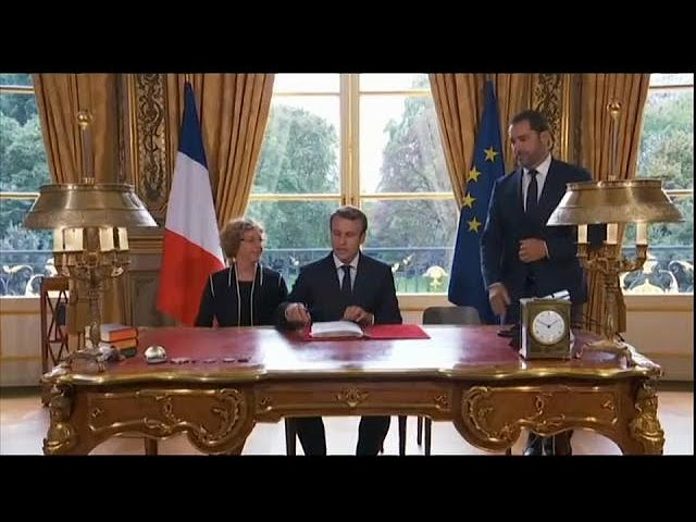 Macron to unveil plans for Europe