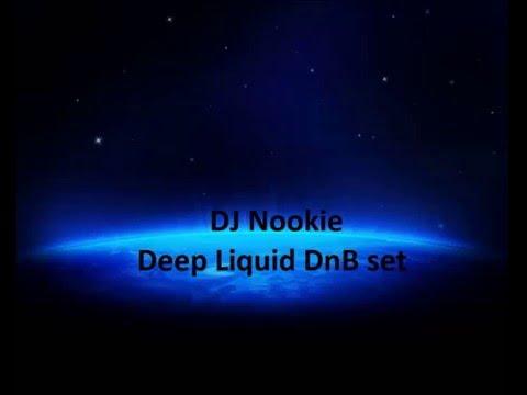 DJ Nookie - Deep Liquid dnb Atmospheric Jungle set 11-2012 (50m)
