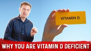9 Reasons Why You Are Vitamin D Deficient