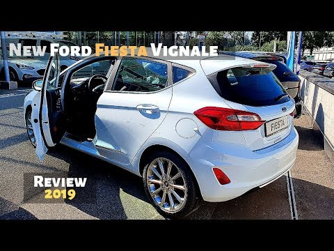 New Ford Fiesta Vignale 2019 Review Interior Exterior