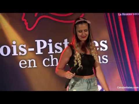 Amélie Langlois - Lauréate - Catégorie 18-24 ans
