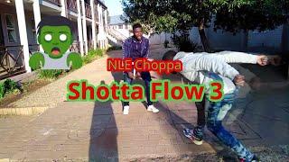 NLE Choppa - Shotta Flow 3 (Official Dance Video)