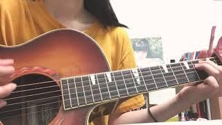 かなり好きな歌です。ちな新ギターです.