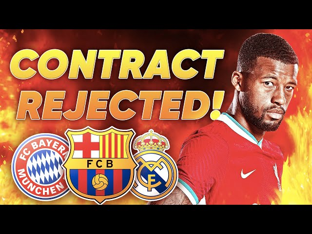 10 CONTRACT REBELS REFUSING TO COMMIT TO YOUR CLUB