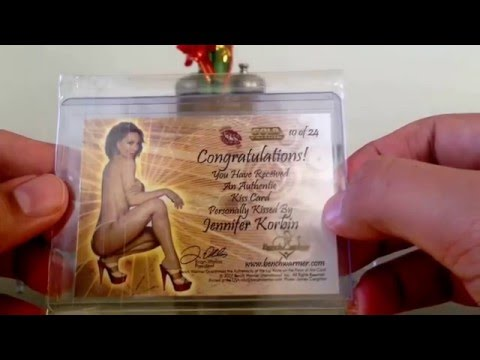 Benchwarmer Collection Showcase Kiss Cards Part 1