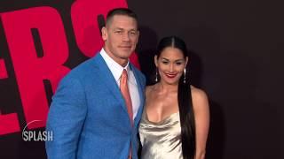 John Cena 'happy' Nikki Bella has moved on   Daily Celebrity News   Splash TV