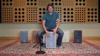 Cajon Lesson: Bass Roll Technique - PlayCajon Advanced Course