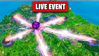 It'S HAPPENING soon! 📆🏝️ Flying Cube Island LIVE EVENT | Fortnite Season 6 German German