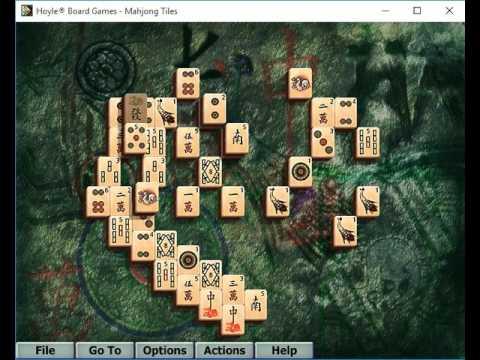 Hoyle board games 2002 mahjong tiles youtube hoyle board games 2002 mahjong tiles ppazfo