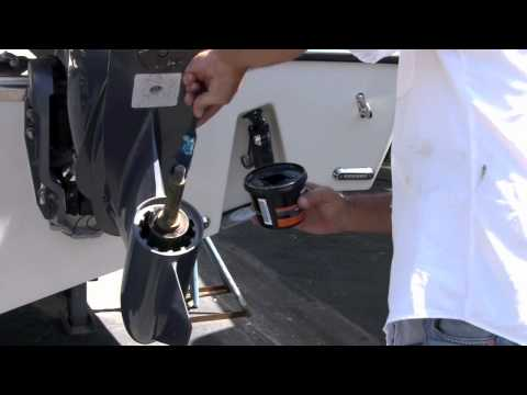 Yamaha Boating Tip - Prop Change