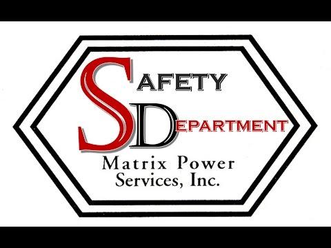 Matrix Safety Training Video 2017